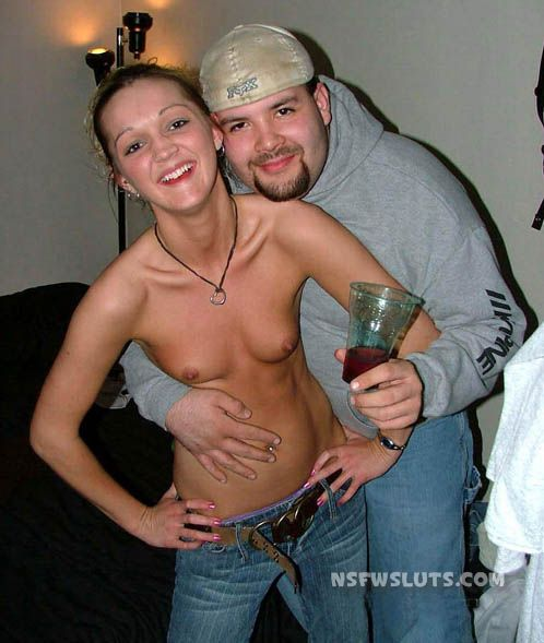 Drunk Myspace Teens Tits Groped At Night Party