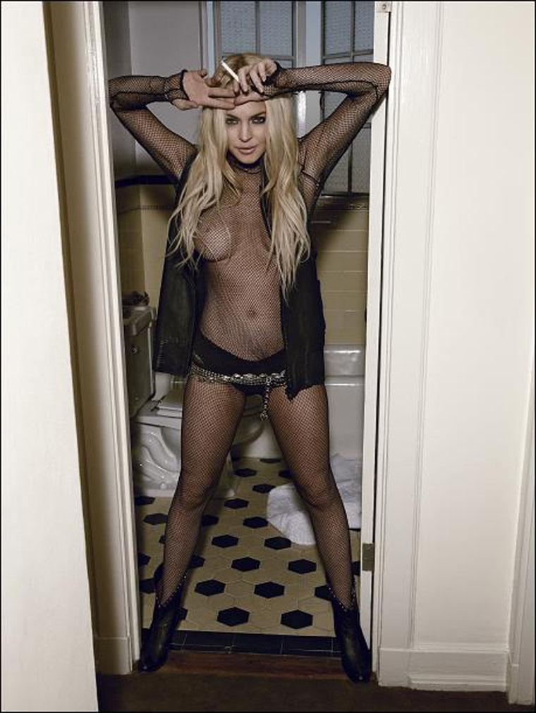 Lindsay lohan nude and topless — 2