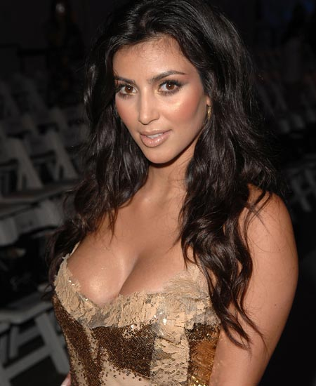 Kim Kardashian Her Whore Cleavage And Ass