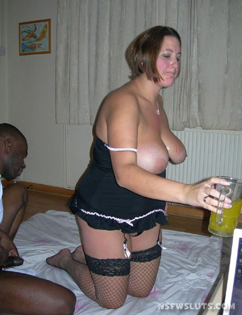 Milf slave for black