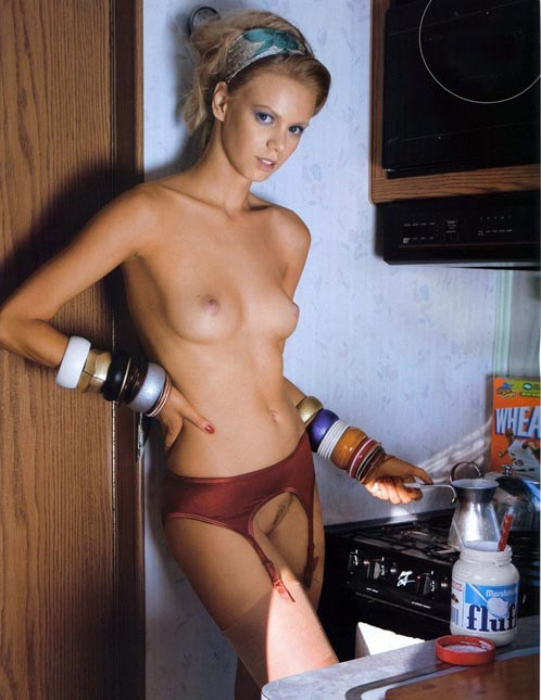 Naked Cooking is Fun