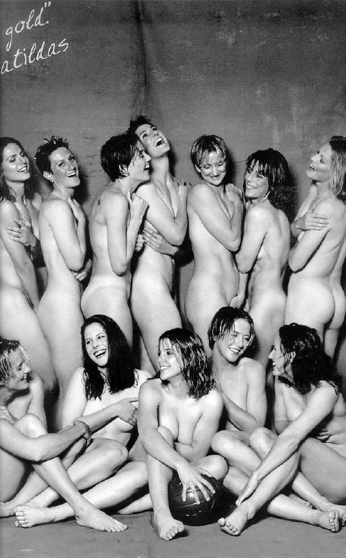 Random Nude Olympics Babes