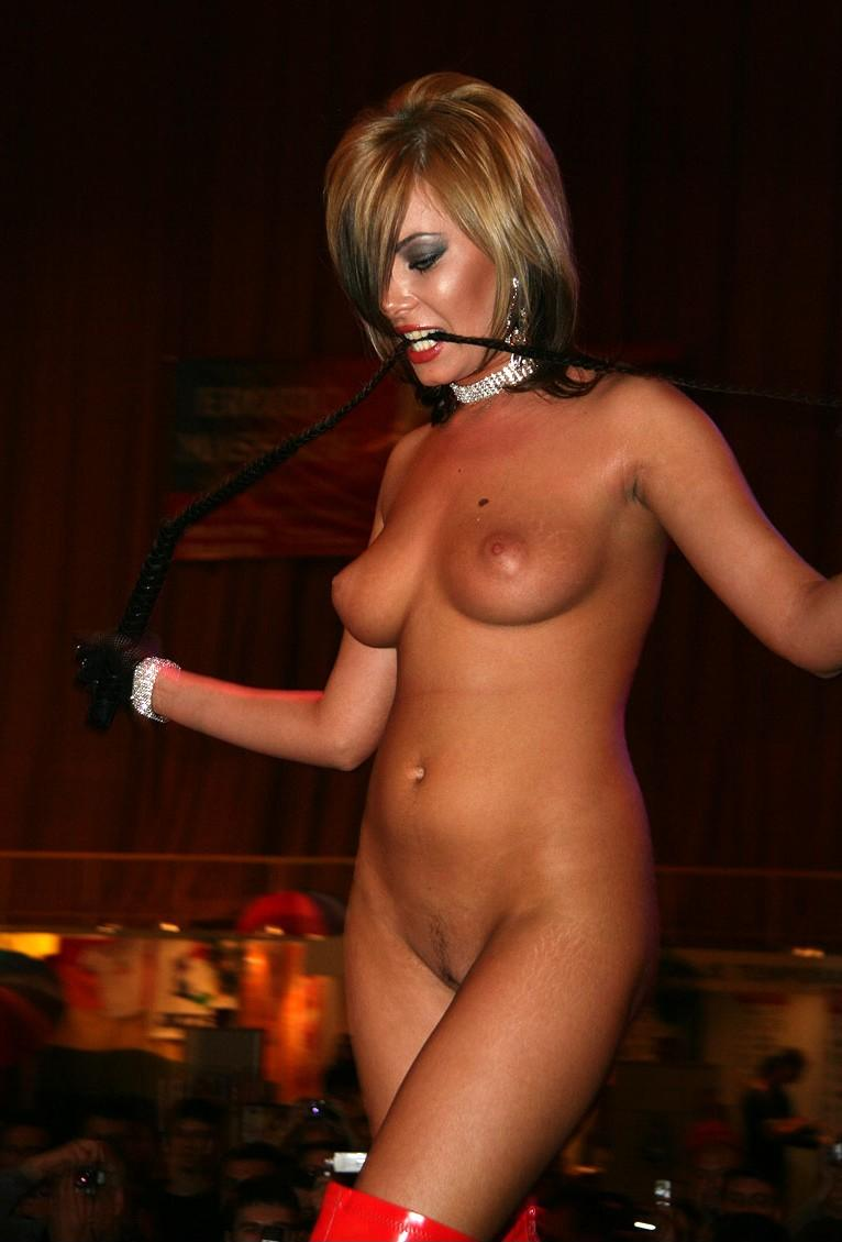 nude women stripper party
