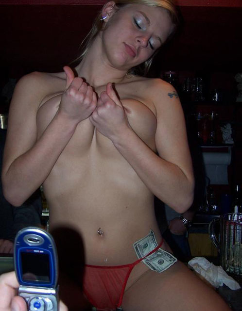Bachelor party pic stripper