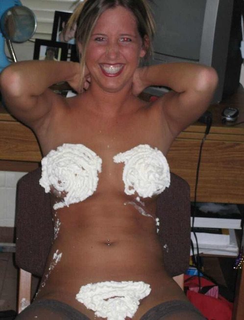 cream covered sluts