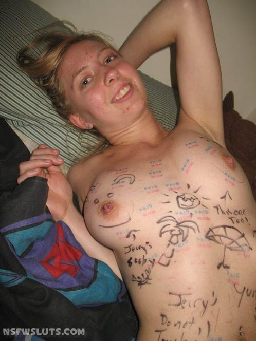 Write on My Tits