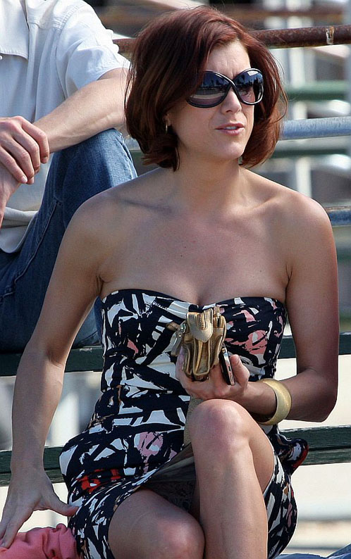 Kate Walsh Panty Upskirt Shots
