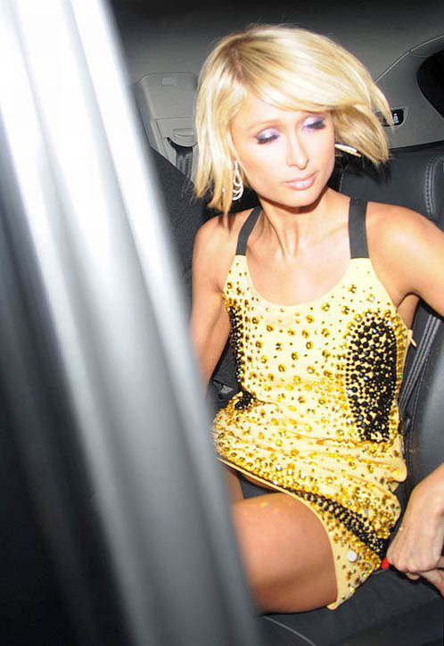 Sexy paris hilton nipples — 1