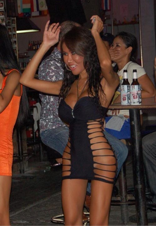 Perfect Whore Dress for the Party